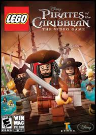 lego pirates caribbean video game game guide