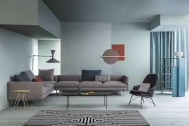 canap zanotta canapé modulable contemporain en tissu en cuir collection