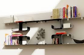 smart wooden bookshelf design for your bedroom furniture