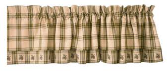 Cabin Valances Rustic Curtains And Cabin Window Valances The Cabin Shack