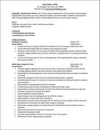Curriculum Vitae Sample And Format by Curriculum Vitae Template For Social Workers Free Samples