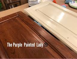 can i use chalk paint on laminate cabinets chalk paint by sloan is so easy kitchen cabinets
