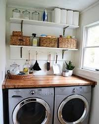 Utility Room Organization Short On Space In The Laundry Room Try One Of These Simple Ideas