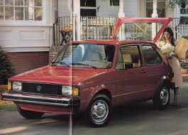 vintage volkswagen rabbit curbside classic 1983 volkswagen rabbit gti u2014 when fun hopped