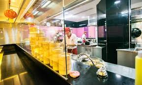 cuisine restaurant all you can eat ต มซำ ห องอาหารเดอะ ม ลเบอร ร ไชน ส คว ซ น ณ