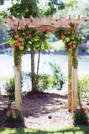 Wedding Arches Made From Trees Wedding Arches Arbors