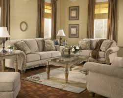 Fair Design Ideas Using Rectangular Cream Wooden Tables And - Living room sets ideas