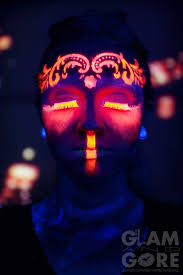 25 best uv makeup ideas on pinterest black light makeup neon