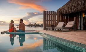 House Over Water 5 Night Conrad Bora Bora Honeymoon Package Tahiti Legends