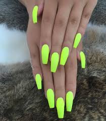 best 25 neon nails ideas on pinterest one color nail design