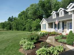 simple front yard landscaping ideas trees for front yard