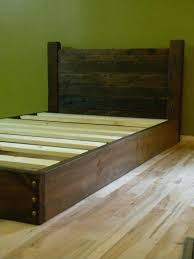 Platform Bed Frame Sears - bed frame twin u2013 tappy co