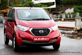 Datsun Redi Go 1 0l Test Drive Review Shifting Gears