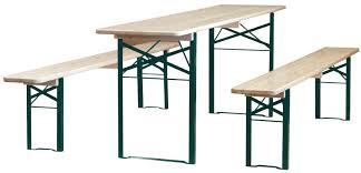 Garpen Bar Table And 4 by Biergarten Folding Wood Table And Bench Sets Bench Set Wood