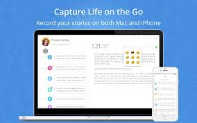 life is a mac app a personal diary in your mac os