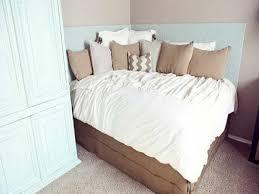 diy headboard diy corner bed custom headboard ideas tierra este 18180