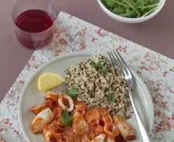 recettes cuisine alg駻ienne sépia seiche à l algérienne recette de sépia seiche à l