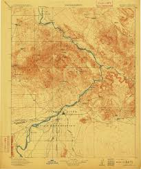 World Map Of Deserts Creating An Oasis In The Desert Lake Havasu City Arizona 1911