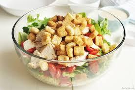 Pasta Salad Recipies by Kale Caesar Pasta Salad The Chic Site