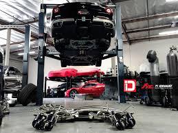 ferrari f1 factory ferrari f12 berlinetta valvetronic exhaust system fi exhaust