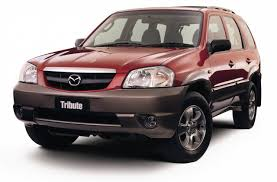 mazda tribute problems and recalls