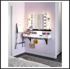 vanity table set with lighted mirror bedroom vanity sets with