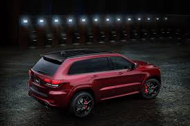 jeep cherokee ads 2016 grand cherokee srt night edition is jeep u0027s idea of stealthy
