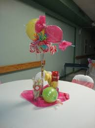 Candy Party Table Decorations Best 25 Candy Theme Centerpieces Ideas On Pinterest Candy Theme