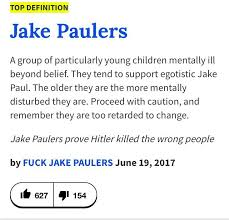 Definition Of Meme Urban Dictionary - jake paulers urban dictionary funny