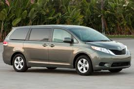 used 2014 toyota sienna minivan pricing for sale edmunds