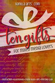 ten gifts great gifts for mixed media lovers presents they u0027ll