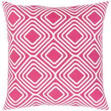 Pink Decorative Pillows Pink Purple Throw Pillows Zinc Door