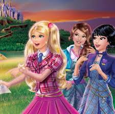 barbie princess charm free game somegames