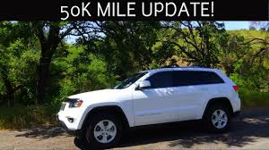 2015 jeep grand cherokee 50k mile review long term ownership