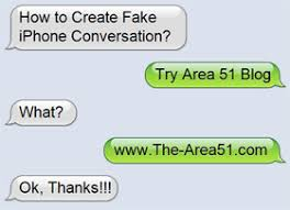 Iphone Text Memes - how to create a fake iphone text conversation the area51 com