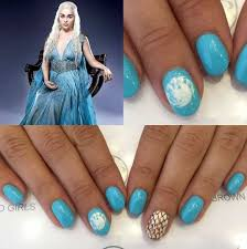 Nail Art Designs Games 14 Best Game Of Thrones Nail Art Images On Pinterest Nailart