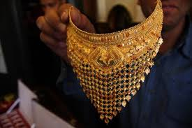 is craze for gold ornaments on the wane worldnews