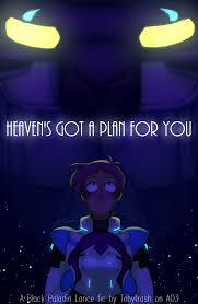 heaven u0027s got a plan for you chapter 1 tobytrash voltron