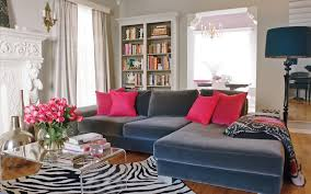 houses beautiful room design pillows sofa pillow pink books