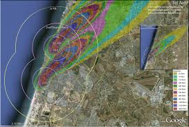 Nuclear Fallout Map by What Happens If Iran And Israel Go Nuclear We Aren U0027t Prepared Msnbc