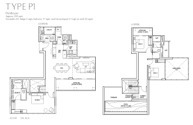 the interlace floor plan fulcrum condo fort road all property launches