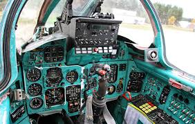 aircraft design why are russian cockpit panels painted in