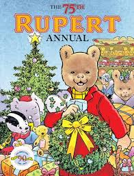 75th rupert bear annual amazon uk egmont books