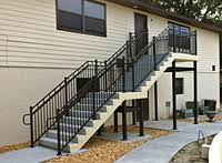 precast concrete custom stairs and treads leesburg florida