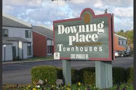 1 Bedroom Apartments Lexington Ky Downing Place Townhouses Apartments 3395 Spangler Dr Lexington