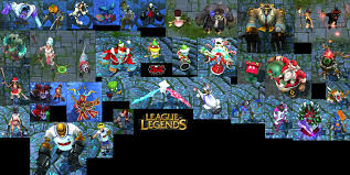 Halloween Summoner Icons Plan For Vintage Limited Edition Skins Leagueoflegends