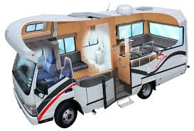 mitsubishi fuso camper ucc motorhomes u0026 caravans