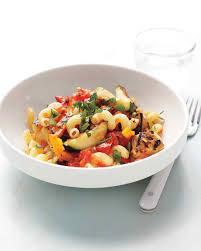vegan pasta recipes martha stewart