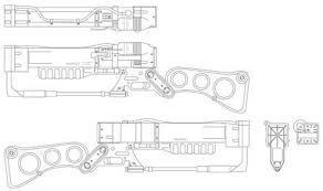 fallout aer9 lazer rifle 10 steps with pictures