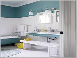 bathroom fine small color ideas budget wainscoting full size bathroom enthereal bath chair plus modern bathtub and contemporary pendant lamps fine